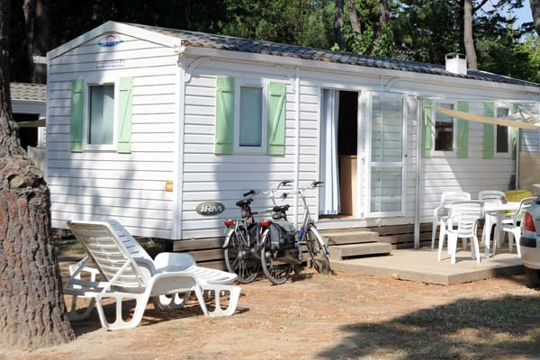 Mobil home Banyuls 2/4 pers.