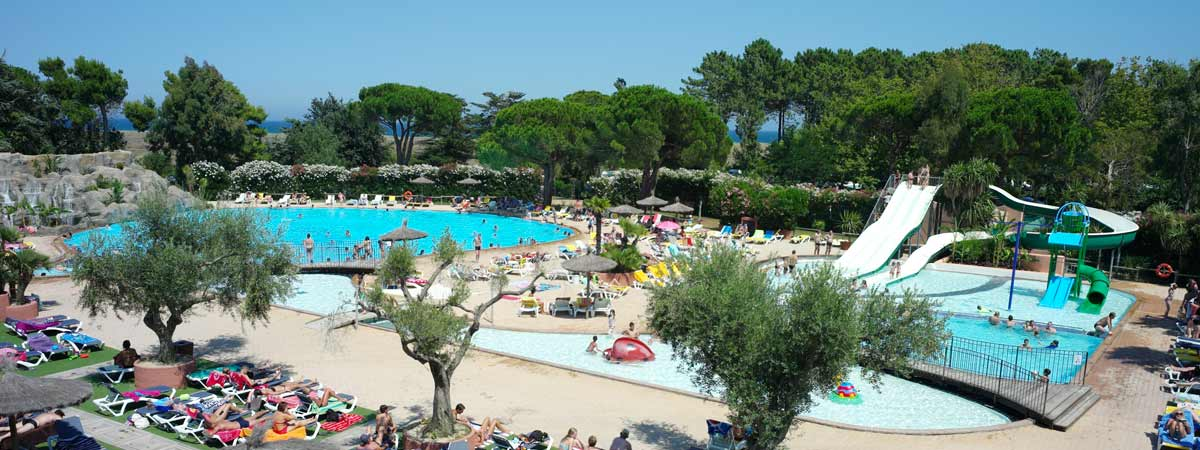 your holiday at the 5 stars camp site Le Soleil in argelès-sur-mer